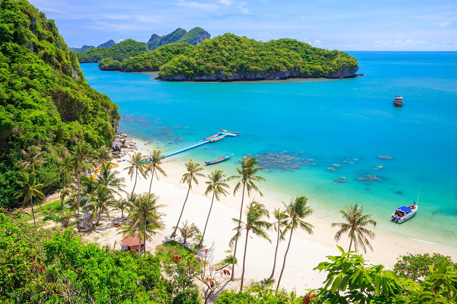 Why to Buy Land in Koh Samui