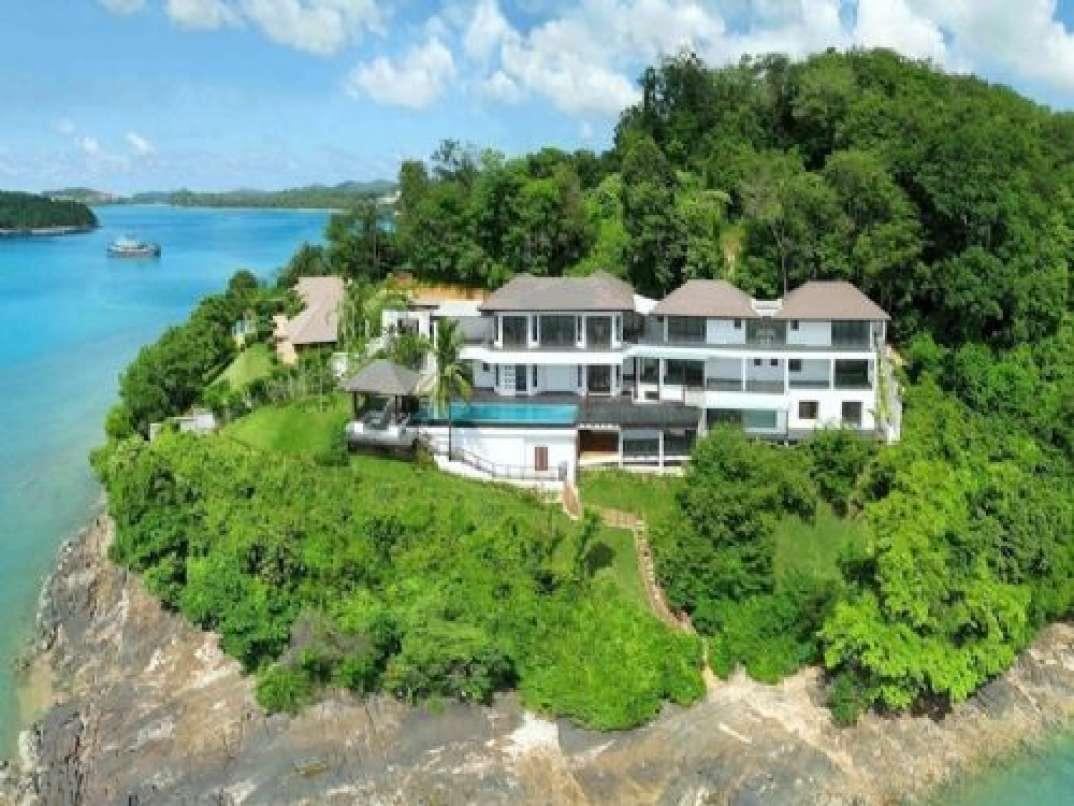 Koh samui luxury villas for sale