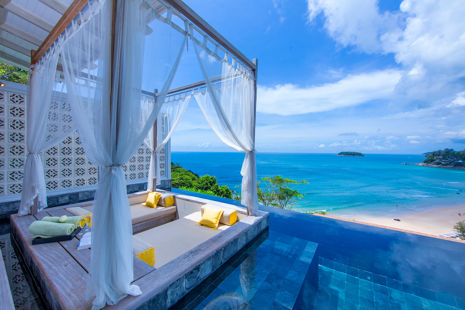seaview pool villa samui